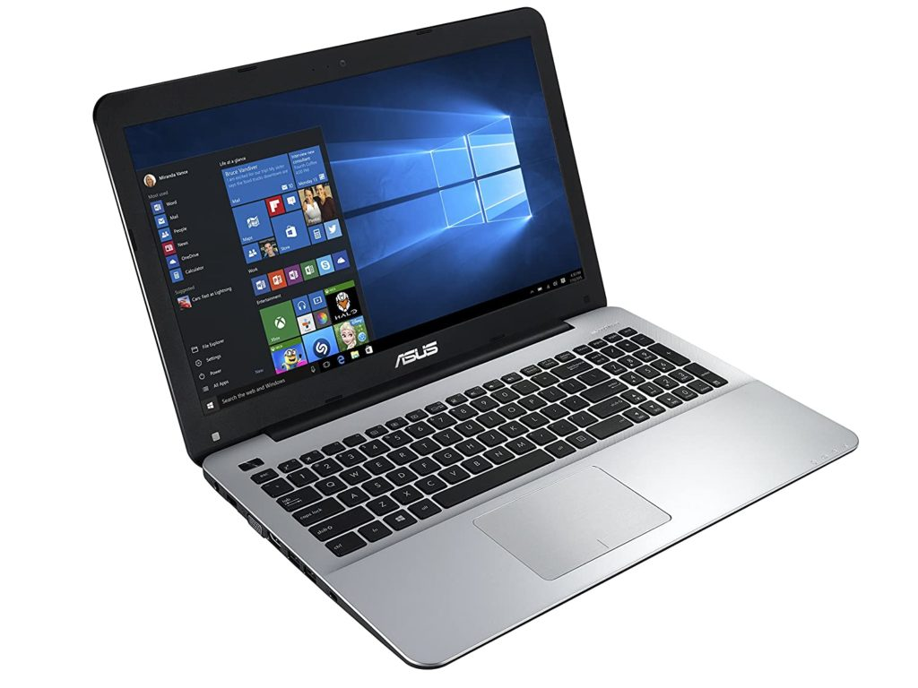 ASUS PC med Windows 10